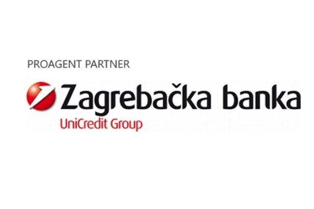 PROAGENT I ZAGREBAČKA BANKA POTPISALI UGOVOR O POSLOVNOJ SURADNJI
