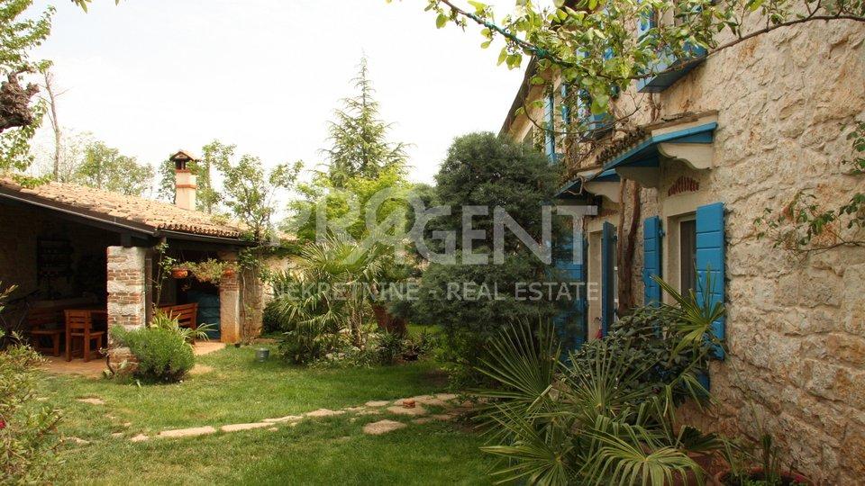 House with swimmig pool, Višnjan