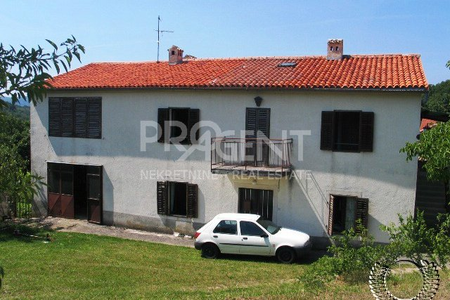 House, 465 m2, For Sale, Buzet - Cunj