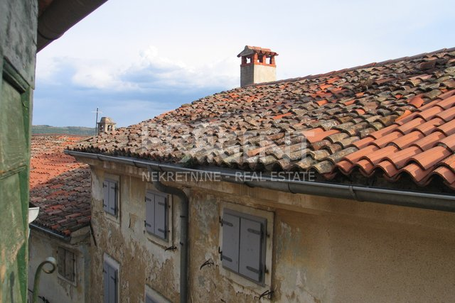 House, 55 m2, For Sale, Motovun