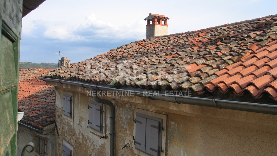 Renovated house situated in the old town of Motovun
