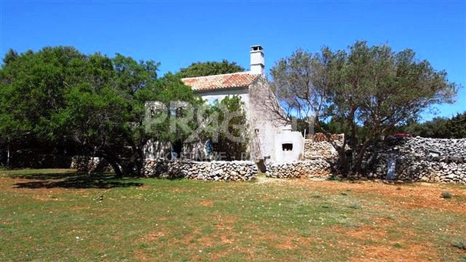 Big property with 77000 m2 land, Mali Lošinj