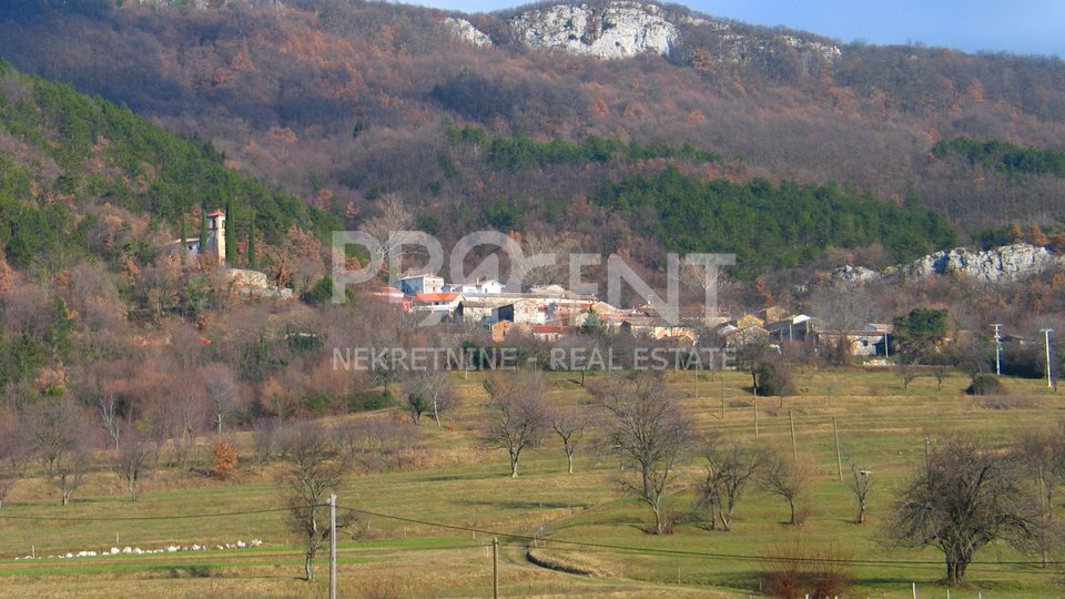Land, 5060 m2, For Sale, Lupoglav - Semić