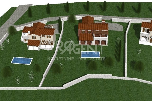 Land, 4400 m2, For Sale, Tinjan - Radetići