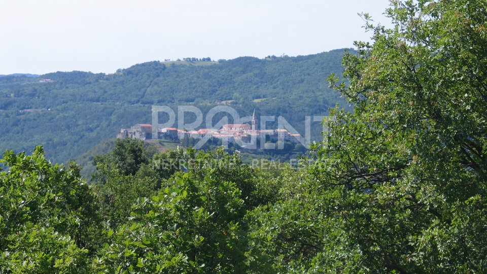 Land, 1200 m2, For Sale, Buzet
