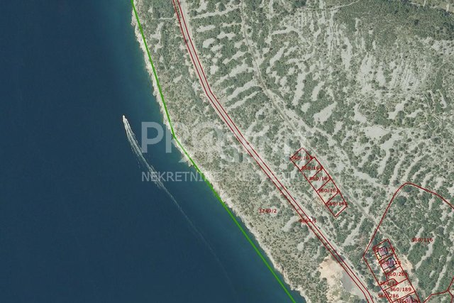 Land, 489 m2, For Sale, Senj