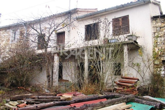 House, 70 m2, For Sale, Buzet - Štrped