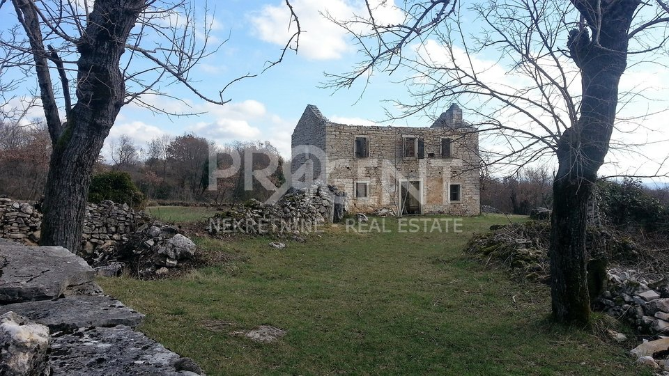 House, 4826 m2, For Sale, Oprtalj
