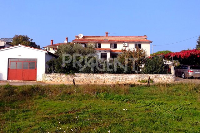 Poreč, detached house with apartment