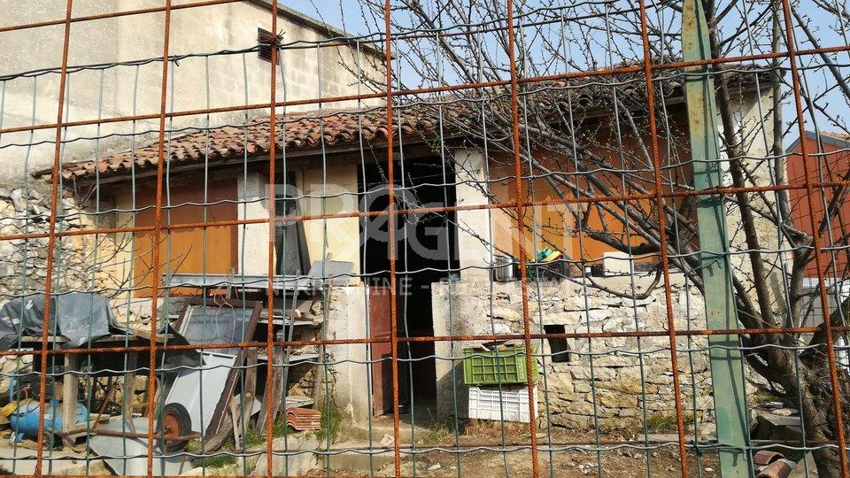 Obnovljena kućica u Novoj Vasi kod Brtonigle