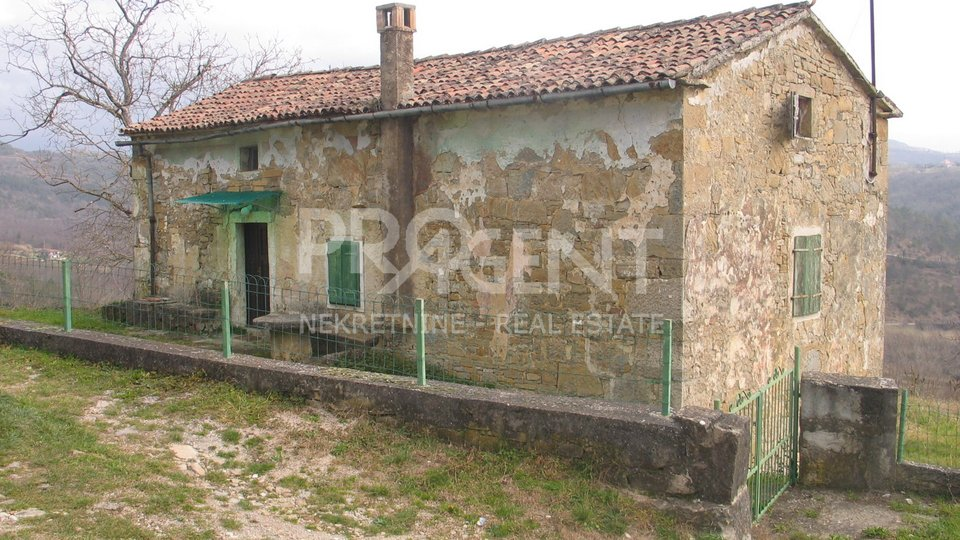 House, 40681 m2, For Sale, Buzet - Senj