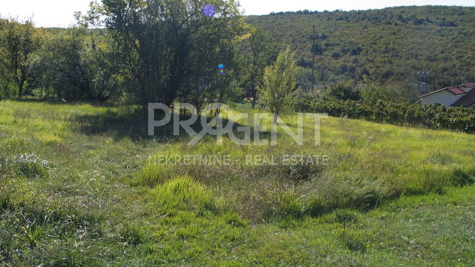 Building plot near Buzet