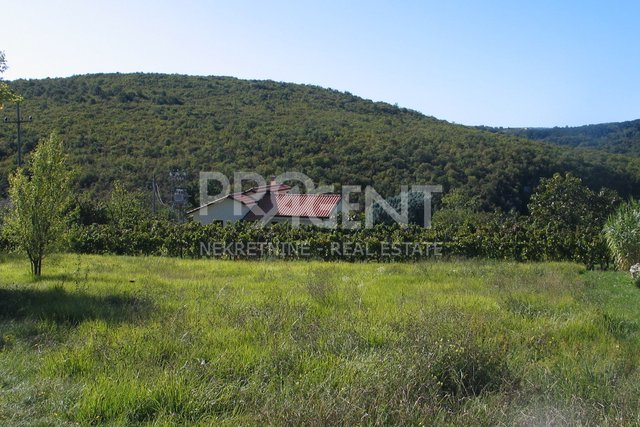 Land, 1128 m2, For Sale, Buzet - Selca