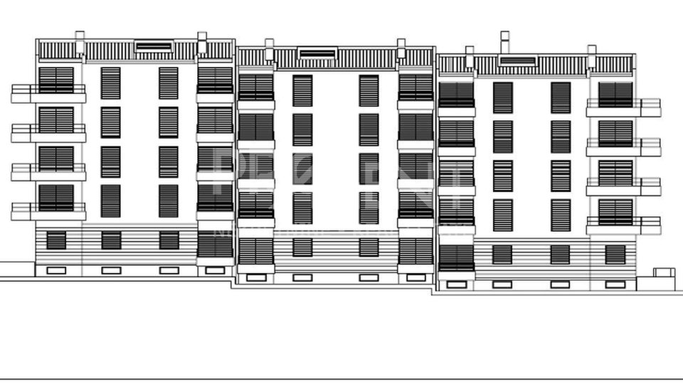 Land, 1457 m2, For Sale, Buzet