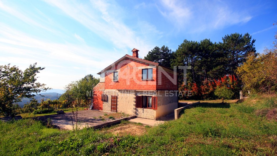 House, 88 m2, For Sale, Buzet - Sveti Donat