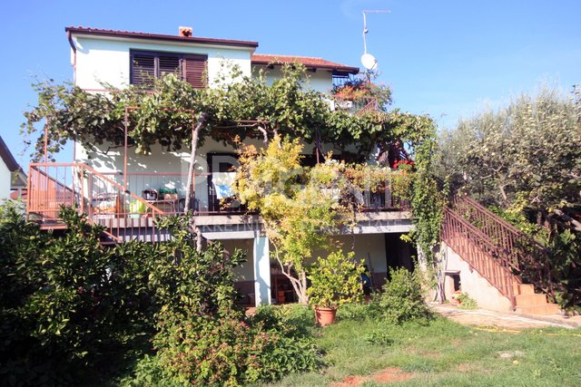 Istria, detached house 150 m from the sea