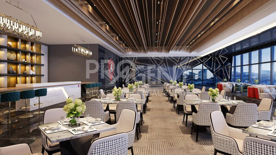 Dubai, Tonino Lamborghini Residences