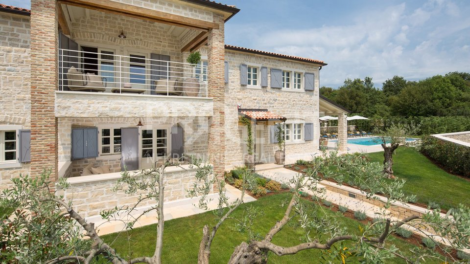 Luxury villa near Rovinj