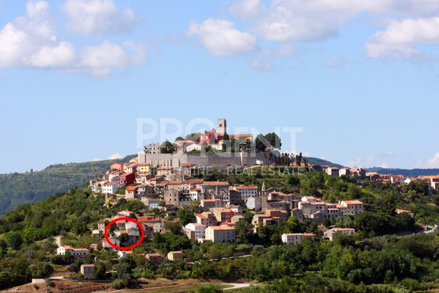 House, 60 m2, For Sale, Motovun