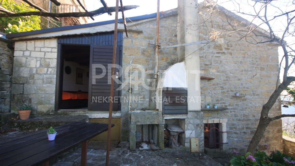 House, 50 m2, For Sale, Grožnjan