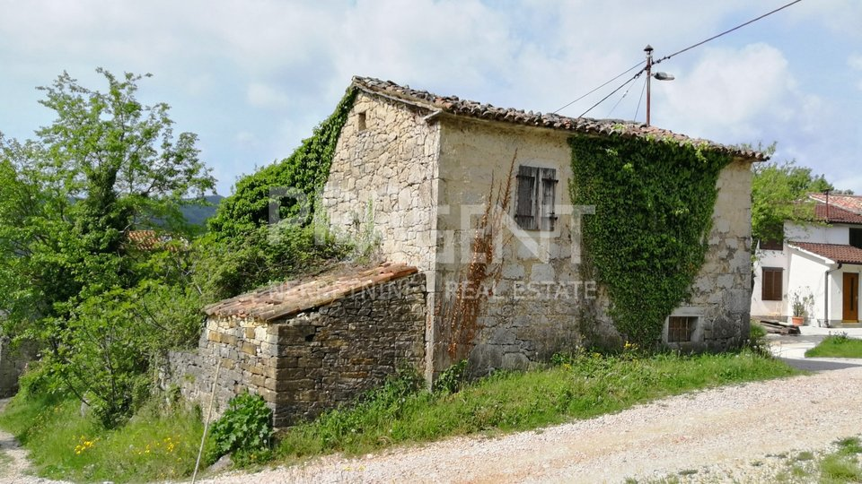 House, 95 m2, For Sale, Buzet - Sirotići