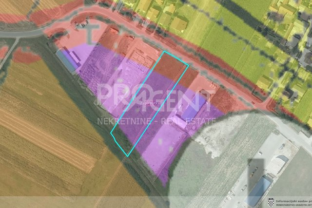 Velika Gorica, construction land for production and business purposes