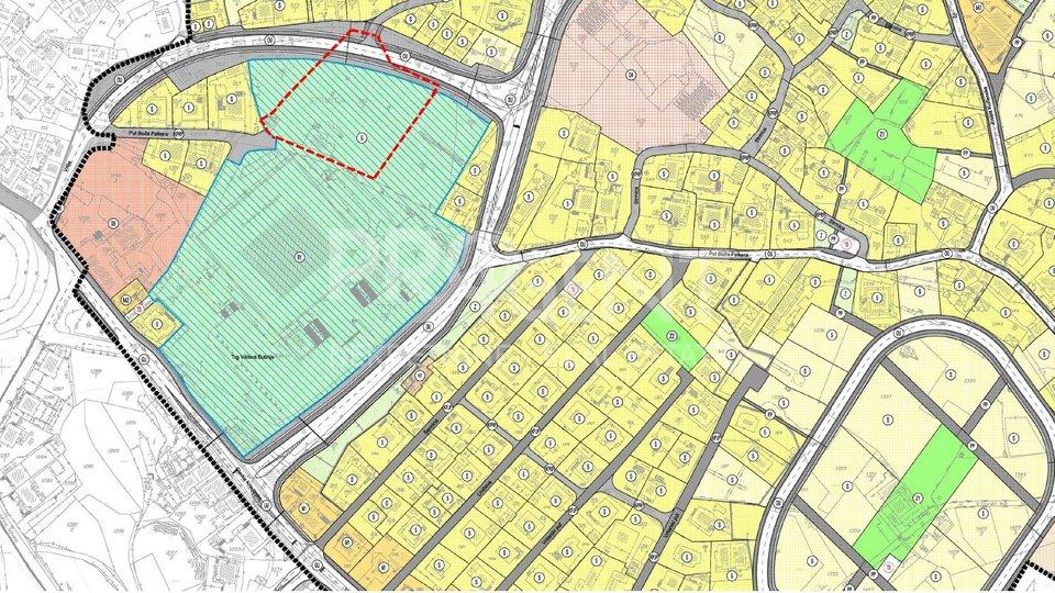 Land, 3984 m2, For Sale, Rijeka - Trsat