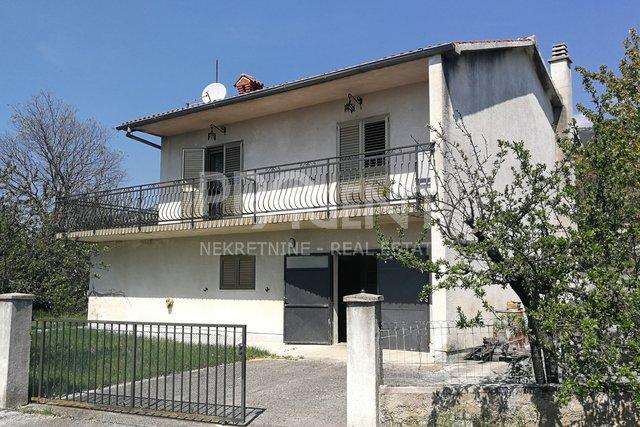 Istrien-Vranja, Einfamilienhaus mit Garten