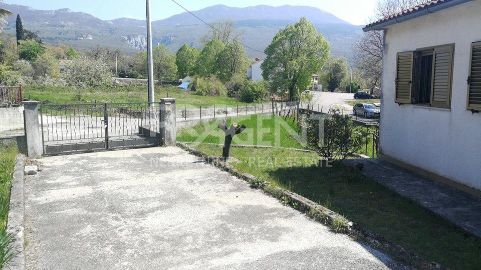 Istria-Vranja, detached house with garden