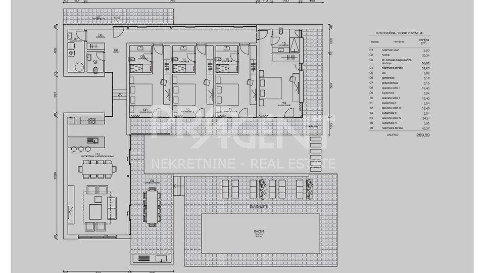 Casa, 289 m2, Vendita, Brtonigla - Nova Vas