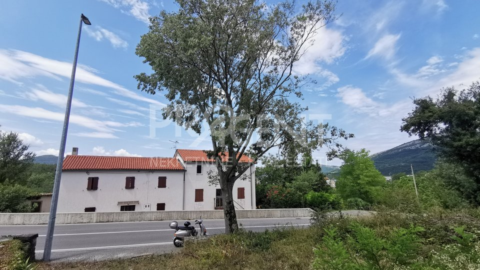 Istria / Buzet, a detached stone house for adaptation