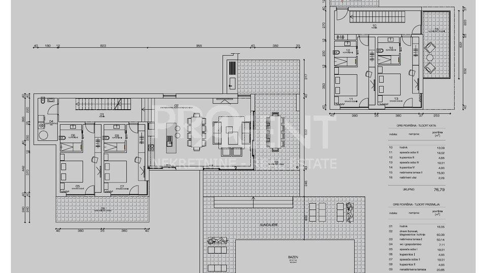 House, 279 m2, For Sale, Brtonigla - Nova Vas