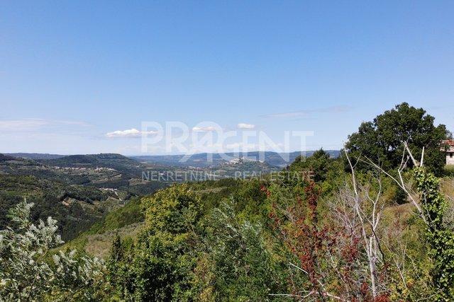 Land, 1600 m2, For Sale, Pazin - Zamask