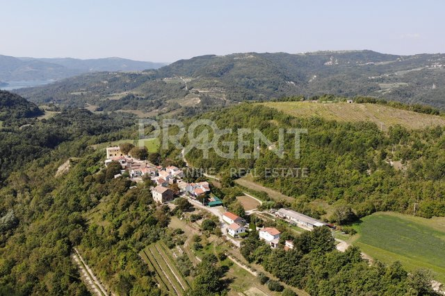 House, 76514 m2, For Sale, Buzet - Račice