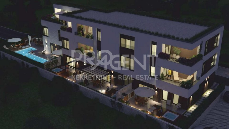 Apartment, 94 m2, For Sale, Novigrad