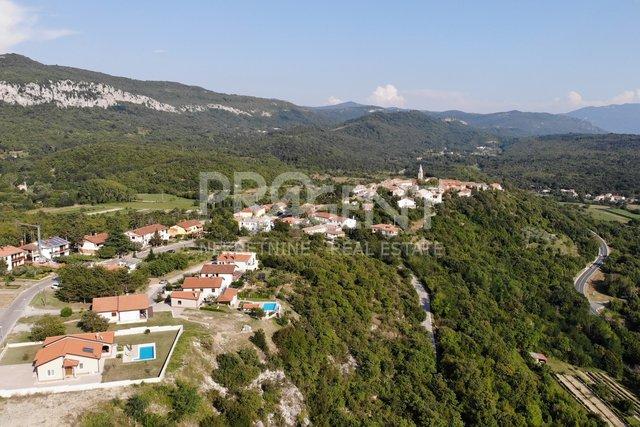 Land, 783 m2, For Sale, Buzet - Roč