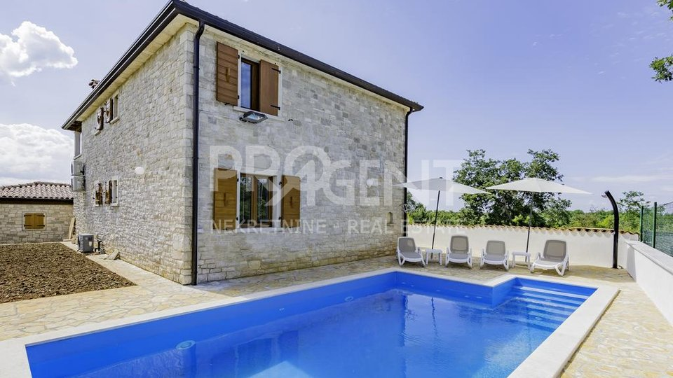 Istria / Umag, house with pool