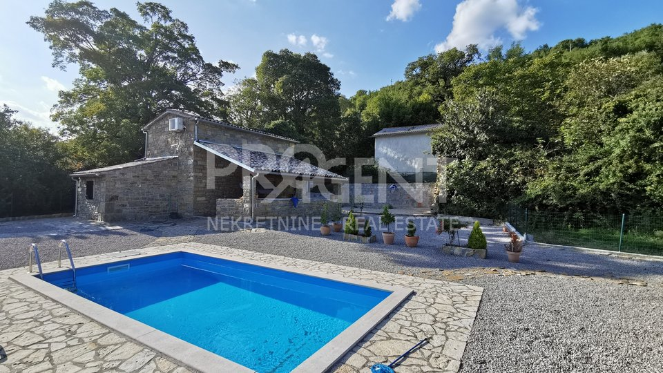 House, 62 m2, For Sale, Buzet