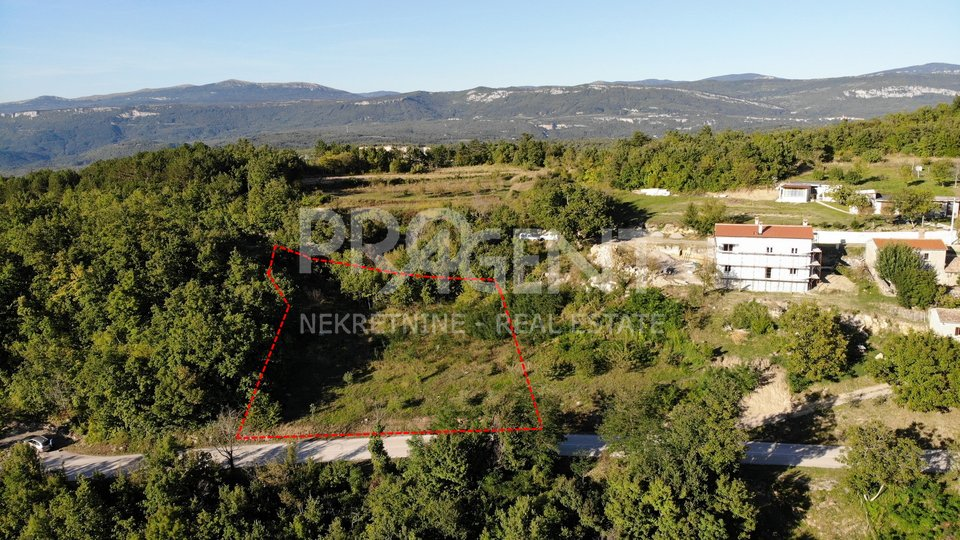 Land, 3000 m2, For Sale, Buzet - Krušvari