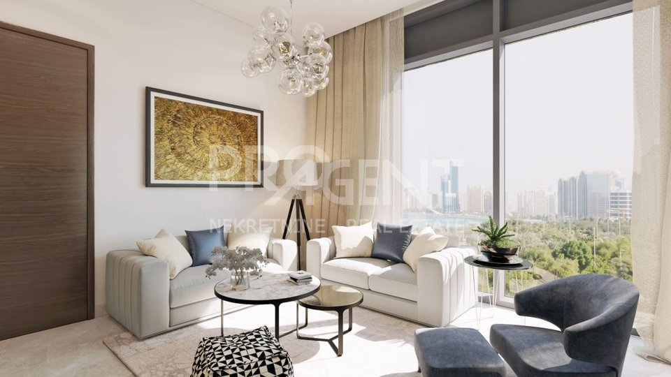 Apartment, 45 m2, For Sale, Dubai