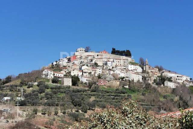 Land with a view of Motovun