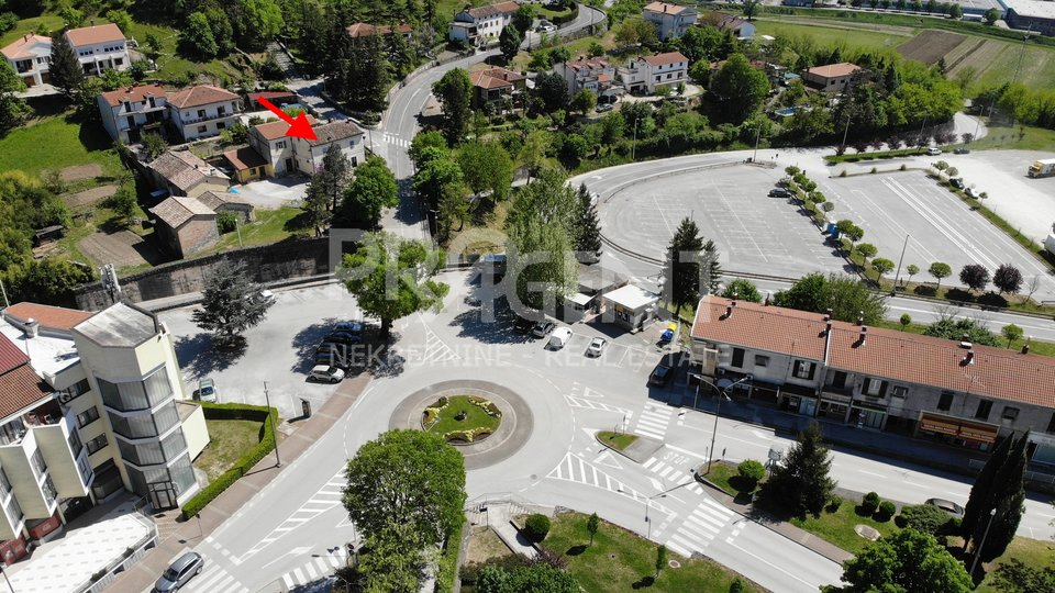 Business space in the center of Buzet
