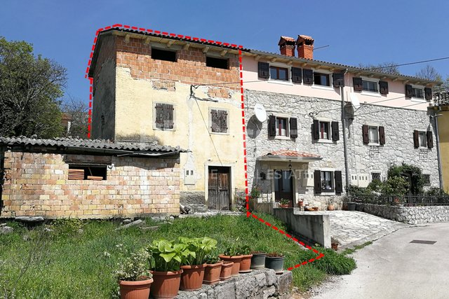 House, 74 m2, For Sale, Buzet