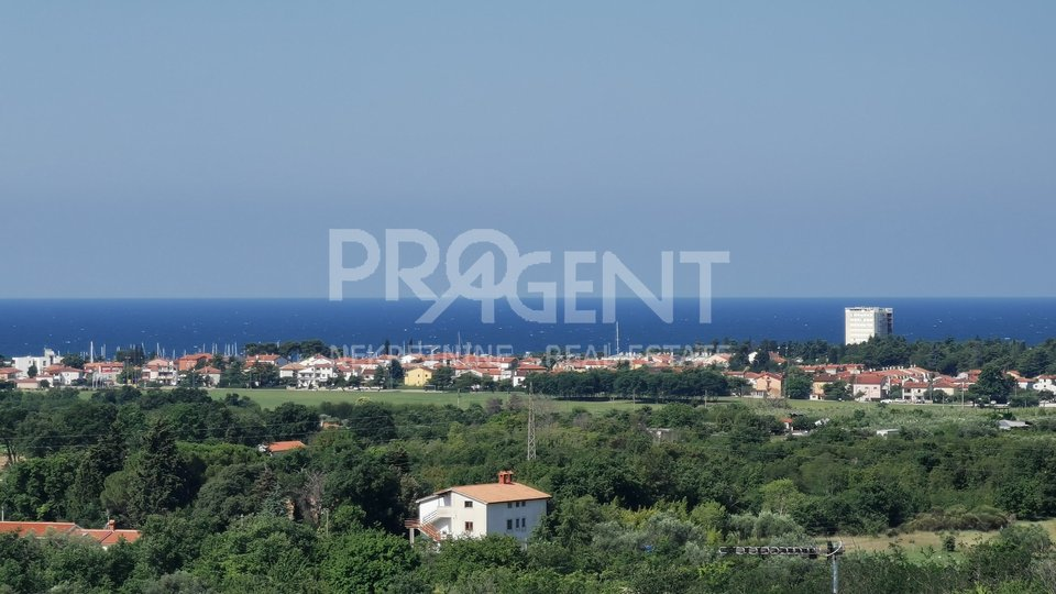 Istria, Umag, residential building with seven apartments
