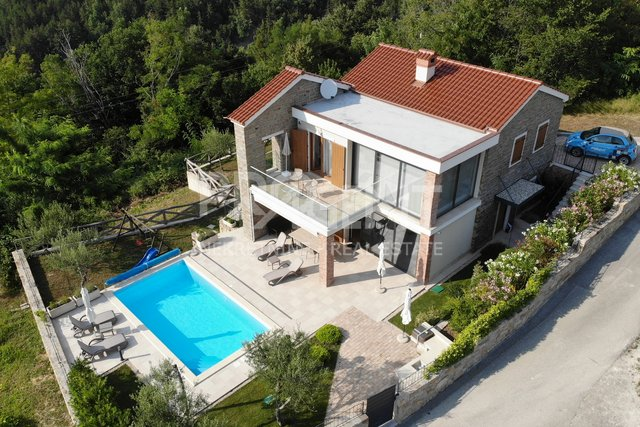 House, 153 m2, For Sale, Draguć