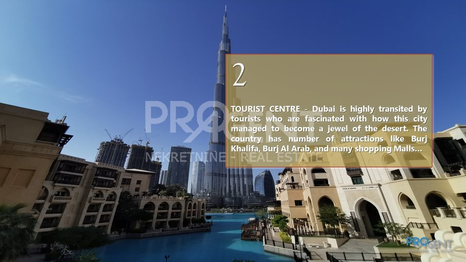 Apartment, 107 m2, For Sale, Dubai