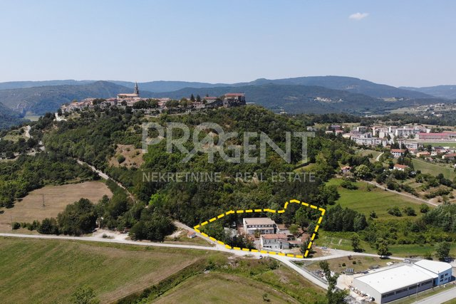 Commercial Property, 5384 m2, For Sale, Buzet