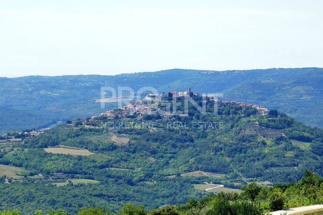 Land, 7804 m2, For Sale, Pazin - Zamask