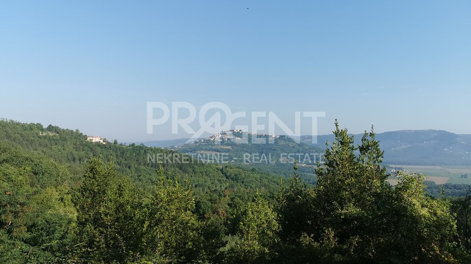 Land, 3924 m2, For Sale, Motovun - Kaldir