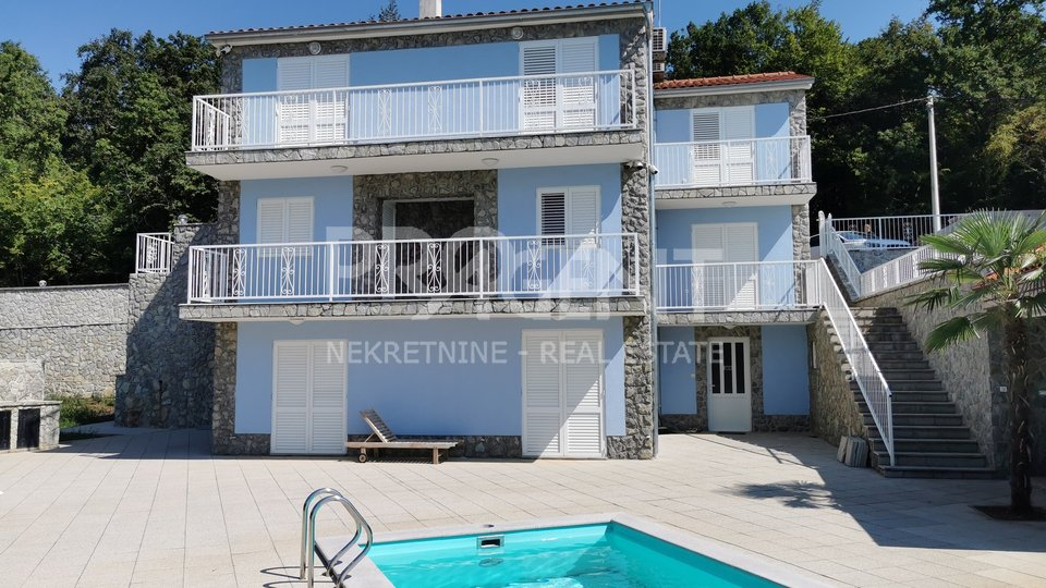 House, 307 m2, For Sale, Opatija - Poljane